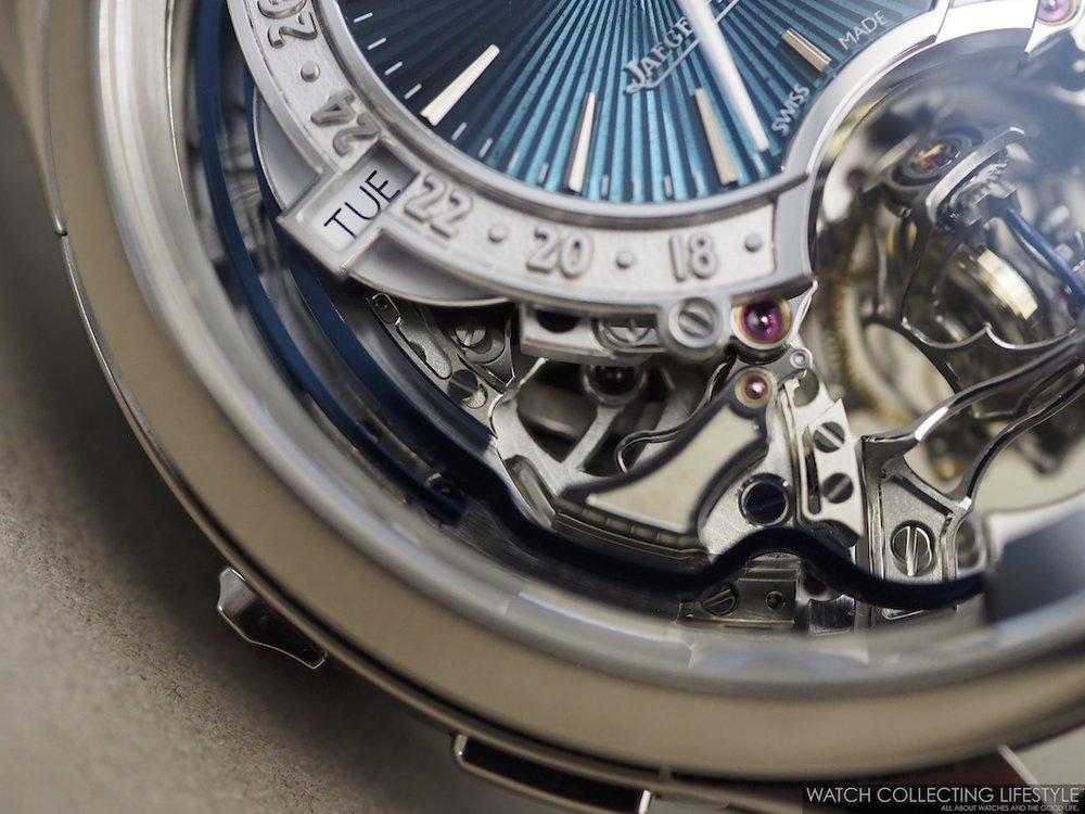 aeger-LeCoultre Master Grande Tradition Gyrotourbillon Westminster Perpetual Calendar