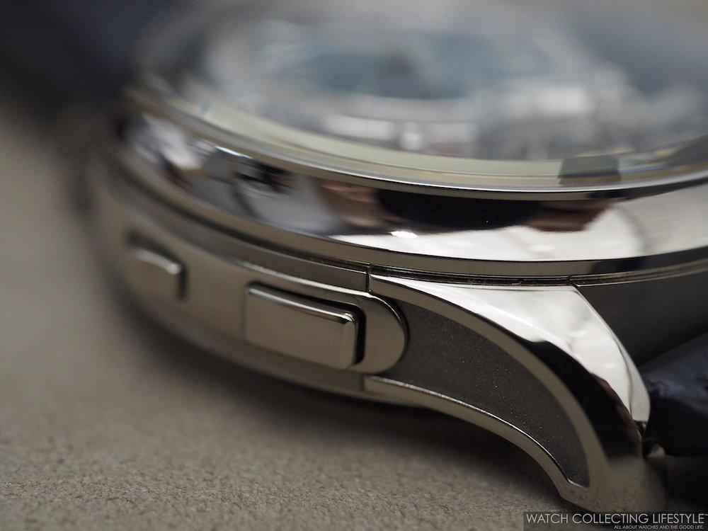 Jaeger-LeCoultre Master Grande Tradition Gyrotourbillon Westminster Perpétuel WCL