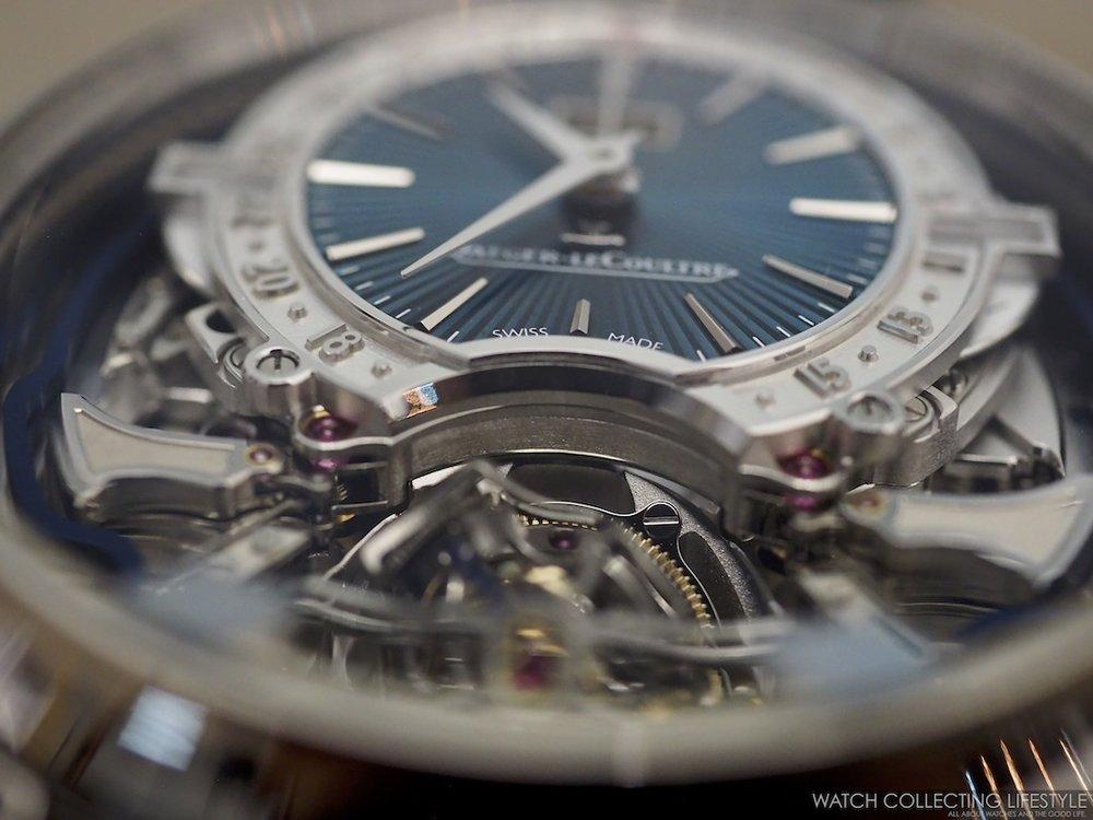 Jaeger-LeCoultre Master Grande Tradition Gyrotourbillon Westminster Perpetual Calendar WCL2