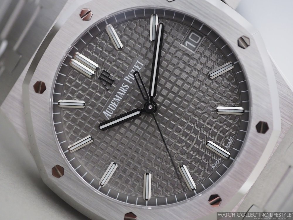 New Audemars Piguet Royal Oak ref. 15500ST.OO.1220ST.02