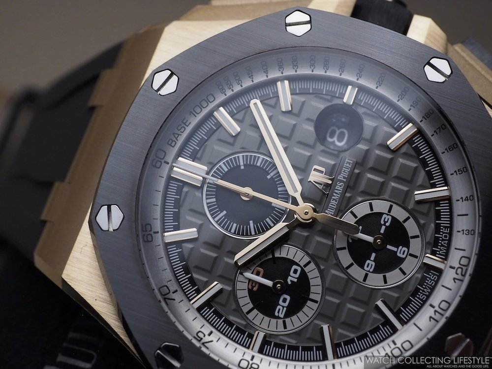 Audemars Piguet Royal Oak Offshore Chronograph 44 'Pride of Germany' ref. 26416RO