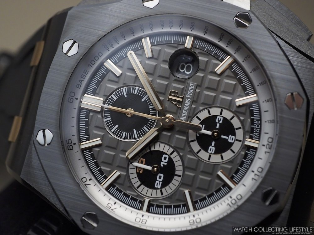 Audemars Piguet Royal Oak Offshore Chronograph 44 'Pride of Germany' Limited Edition ref. 26415CE