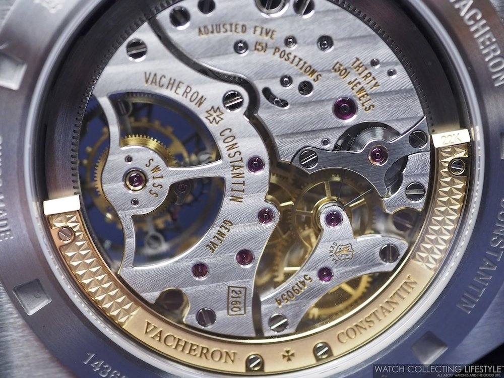 Vacheron Constantin Overseas Tourbillon Oscillating Weight