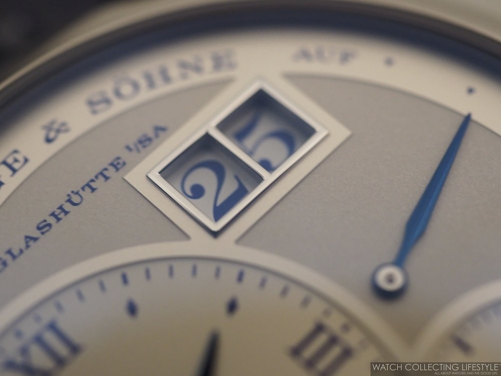 """A. Lange & Söhne Lange 1 """"25th Anniversary"""" WCL"""