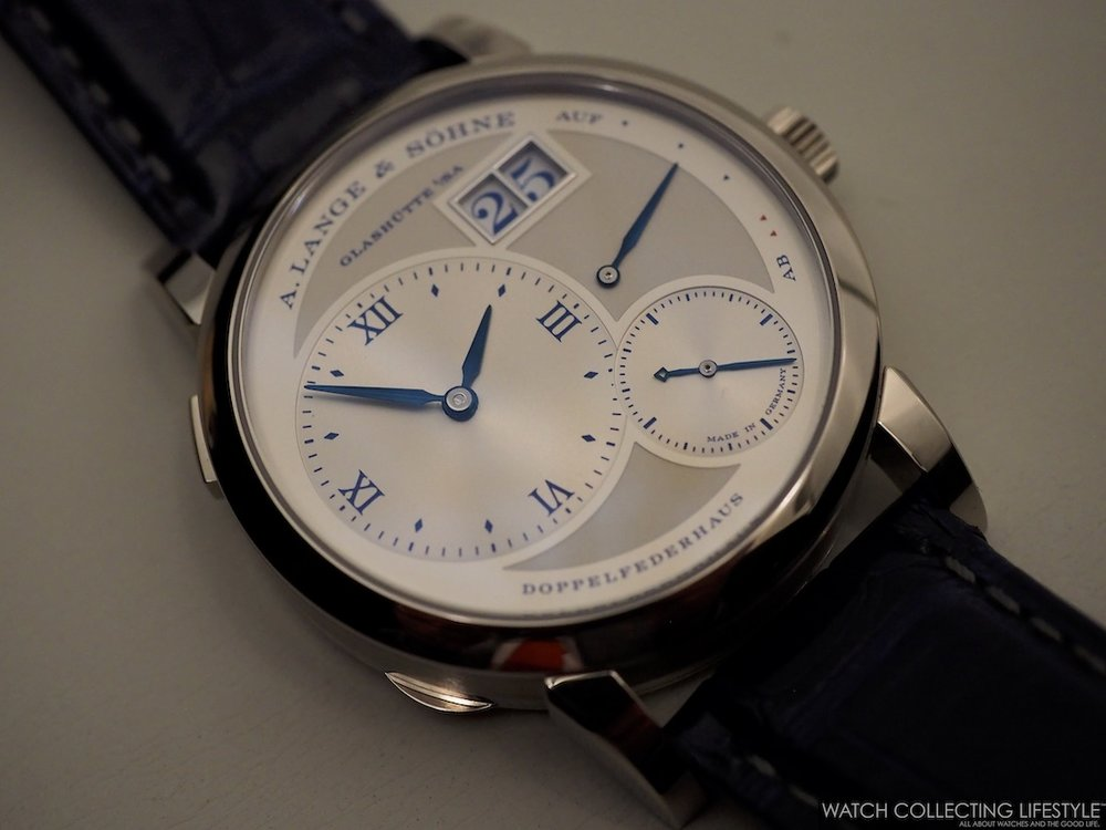 """A. Lange & Söhne Lange 1 """"25th Anniversary"""" WCL3"""