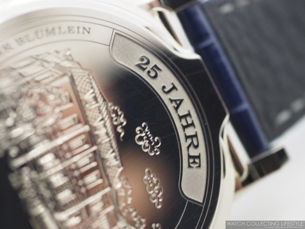 """A. Lange & Söhne Lange 1 """"25th Anniversary"""" WCL5"""