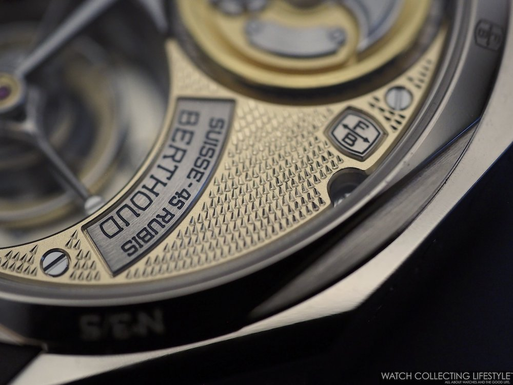 Ferdinand Berthoud Chronomètre FB1.2 Macro
