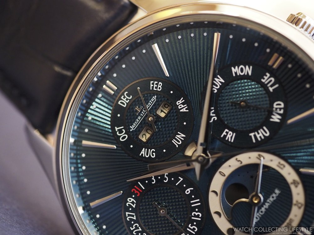 Jaeger-LeCoultre Master Ultra Thin Perpetual Enamel WCL2