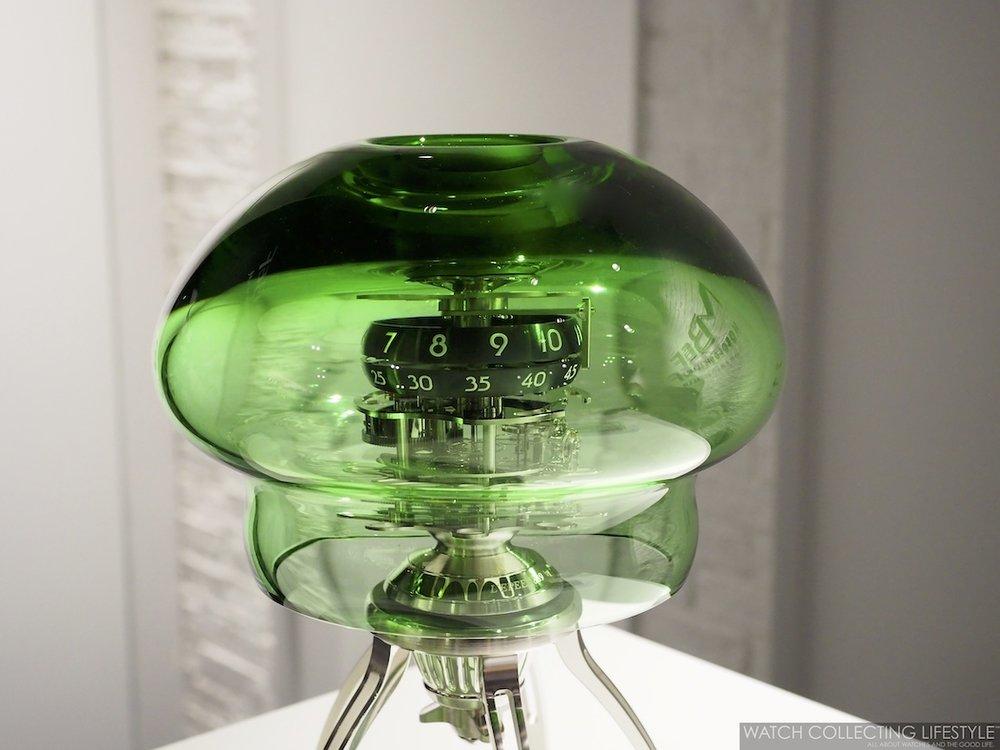 MB&F Medusa Clock in Collaboration with L'Epée 1839