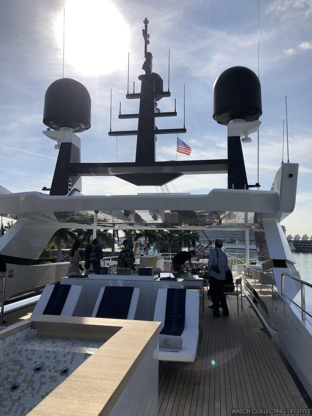 Mega Yacht Baglietto