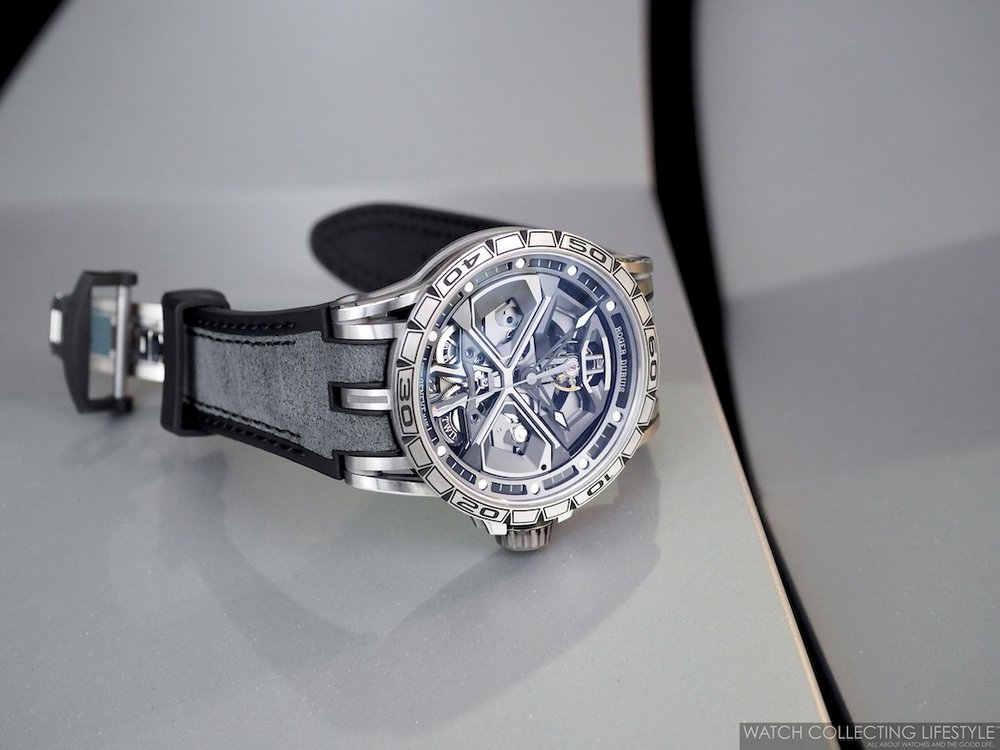 Roger Dubuis Huracan Performante WCL3