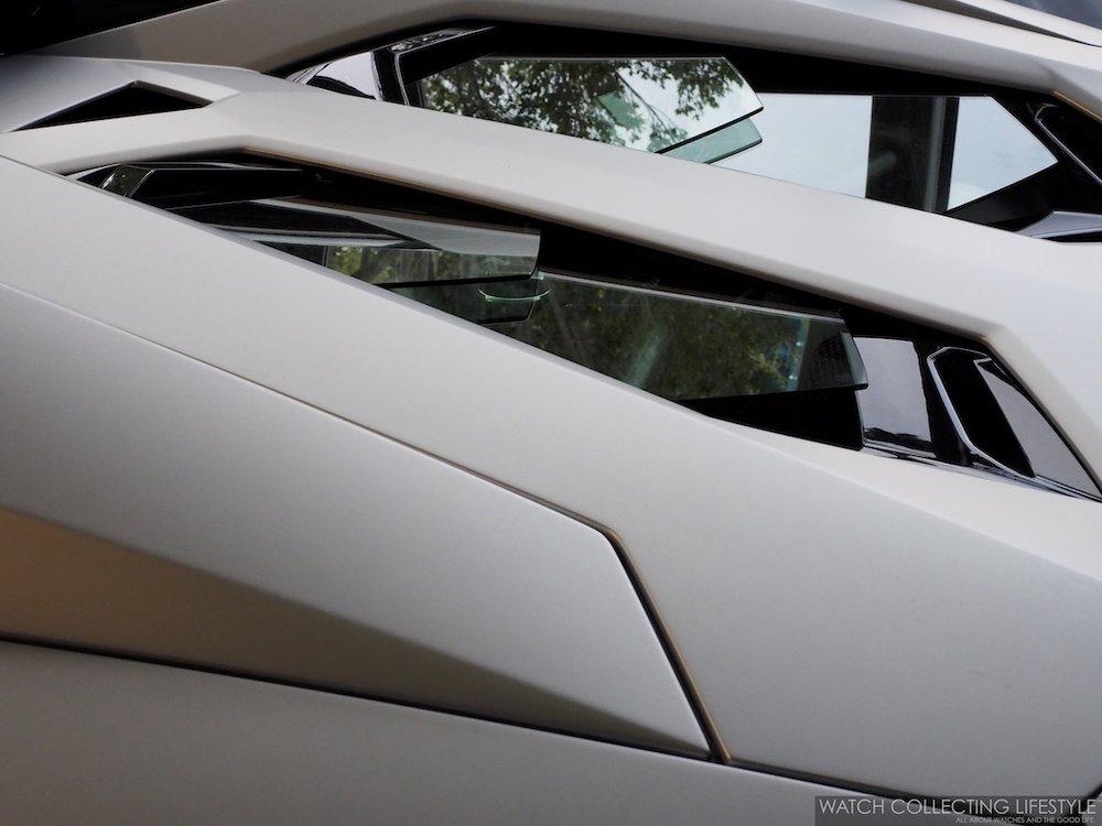Lamborghini Huracan Performante WCL
