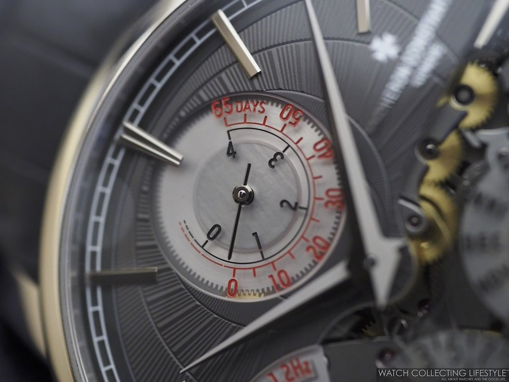 Vacheron Constantin Traditionnelle Twin Beat Perpetual Calendar Power Reserve Indicator