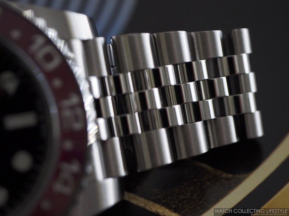 Rolex GMT Master II ref. 126710 BLRO Jubilee Bracelet