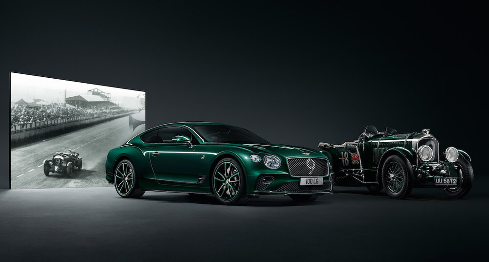 Bentley Continental GT Number 9 Edition by Mulliner.jpg