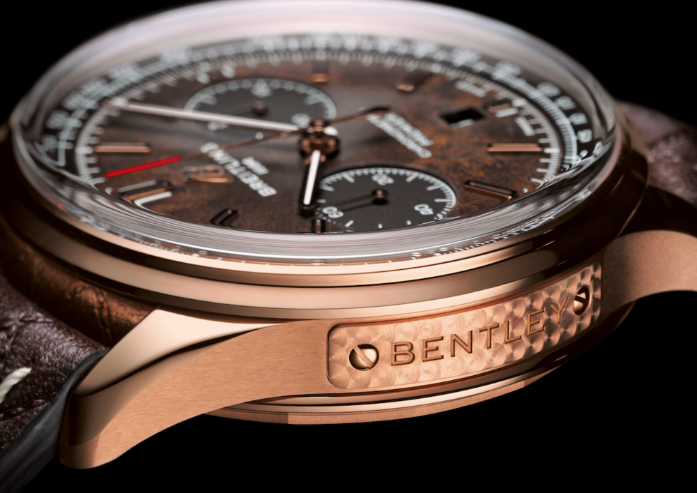 Breitling Premier Bentley Centenary Limited Edition WCL
