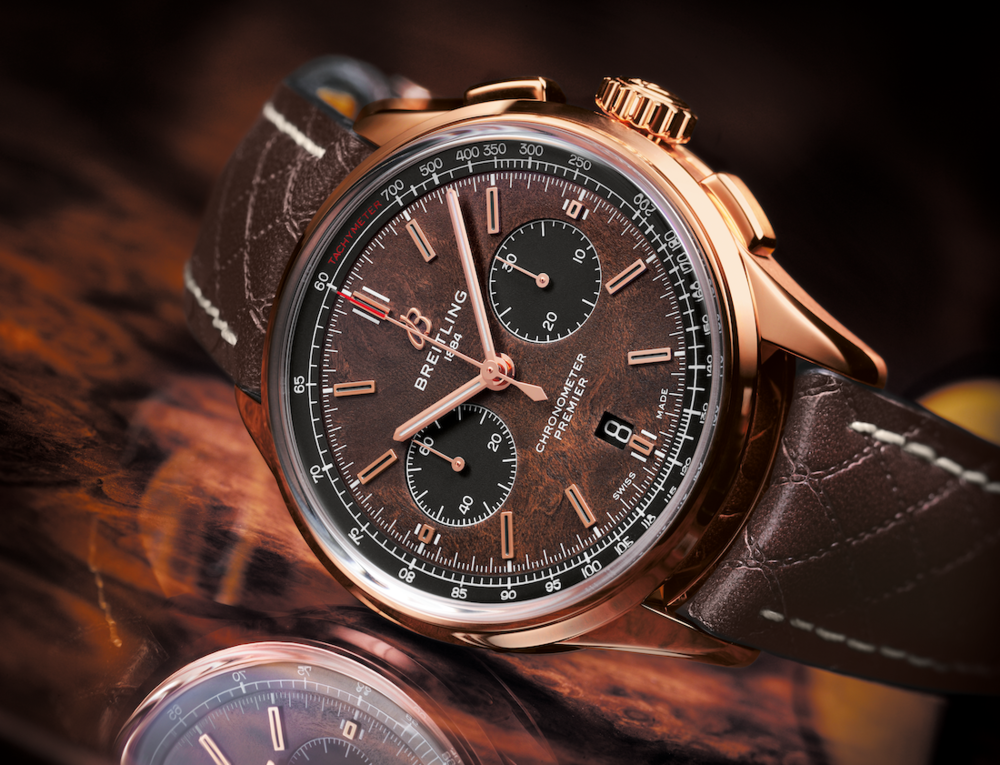 Breitling Premier Bentley Centenary Limited Edition WCL3
