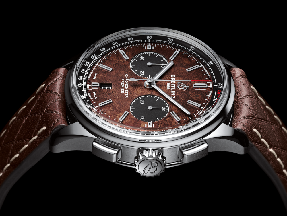 Breitling Premier Bentley Centenary Limited Edition Stainless Steel