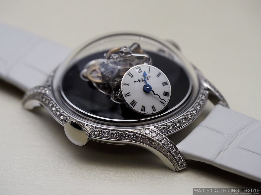 MB&F Legacy Machine FlyingT Ladies Timepiece