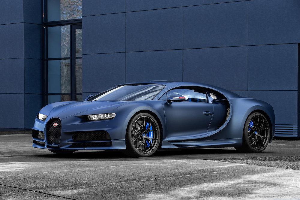 Bugatti Chiron Sport Edition 110 Years