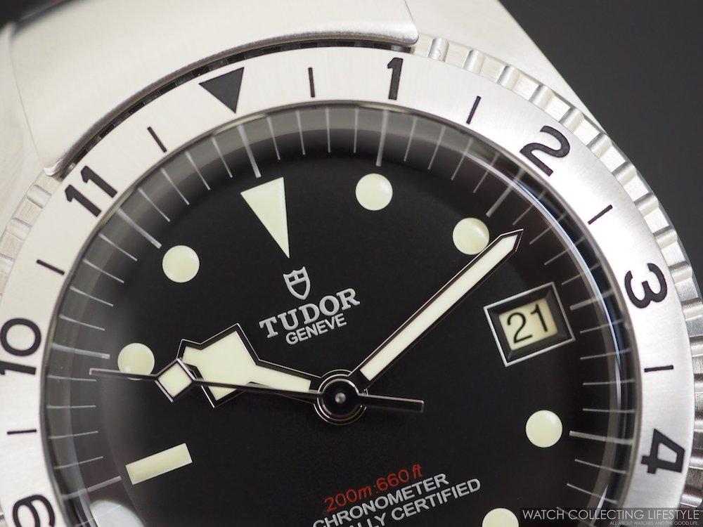 e1db16def7e Baselworld 2019  Tudor Black Bay P01 ref. M70150. Live Pictures  amp  Price