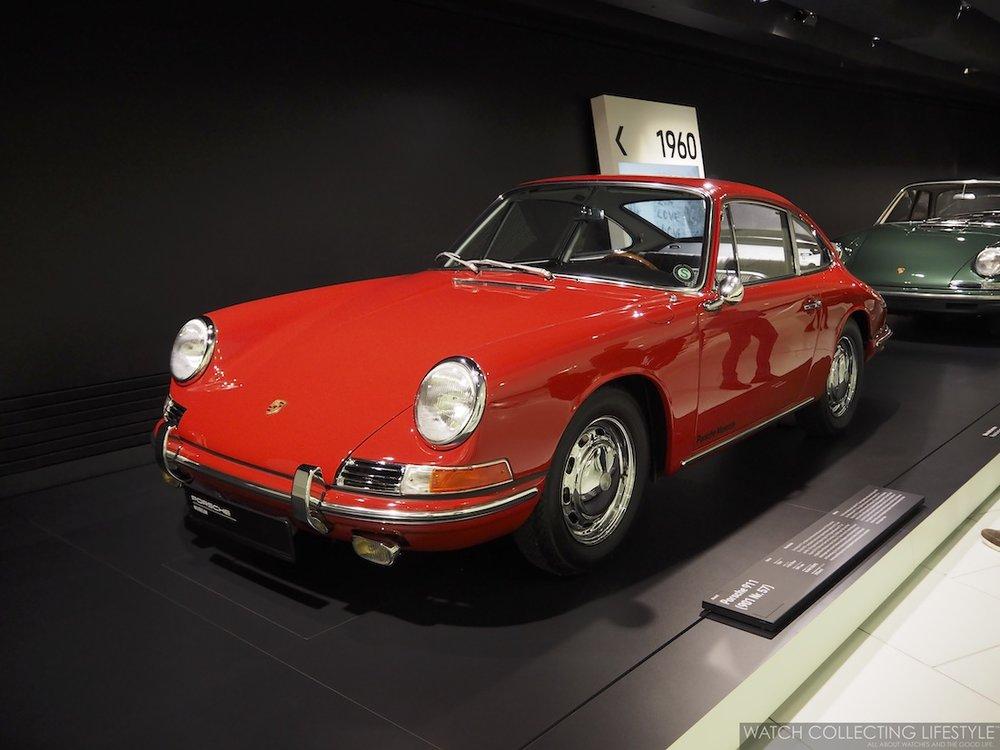 Porsche 911 901 Number 57 Ever Produced