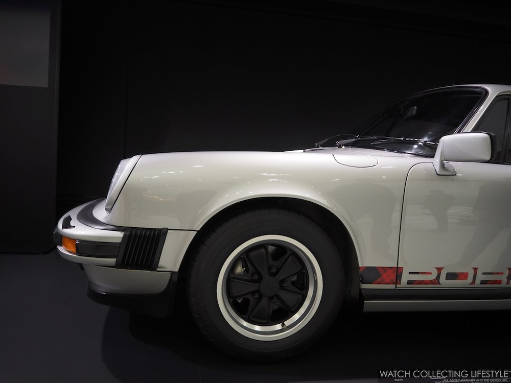 Porsche 911 Turbo Number 1 Ever Produced