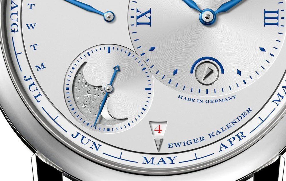A. Lange & Sohne Lange 1 Tourbillon Perpetual Calendar 25th Anniversary ref. 720.066