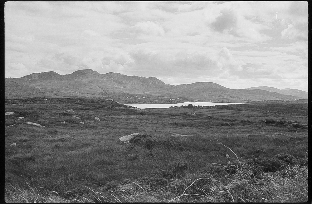 shot on kodak retina II @400tmax in Donegal on reckie for shoot ©Laurence Gibson