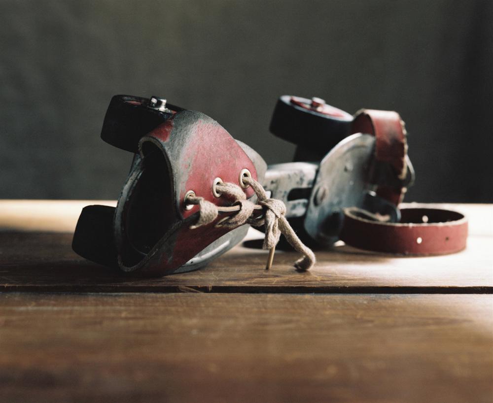 Roller Skate ©Laurence Gibson