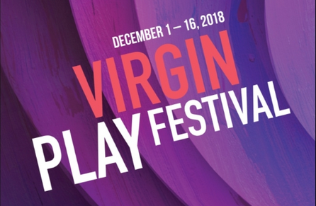 A Little More Acting - Patrick will be performing in the staged reading of FOUR CORNERS by Ashlin Halfnight during the Magic's Virgin Play Festival on Sunday, December 9th at the Fort Mason Center for the Arts in San Francisco, CA.