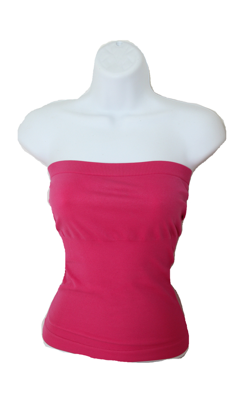 3322038a626 Tube Top - Pink — Kafari Scarf