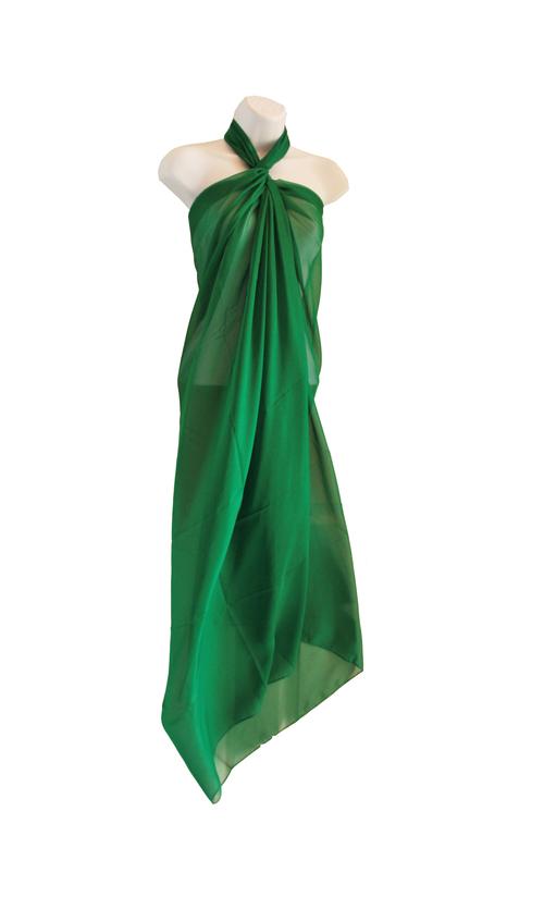 7b872505f5b Sarong - Emerald Green — Kafari Scarf