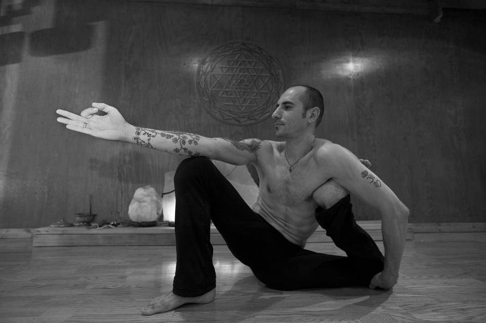 Bio:   Ruslan Kleytman, ERYT 500, is a founder of Akhila Yoga, integrative style of yoga. He is devoted yogi, Vedic scholar, gifted body worker and avid acro-yogi. Ruslan is a permanent student of Spirit, Life and Movement Arts. He traveled extensively the world in search of spiritual guidance and studied with prominent Masters in Ashrams and Monasteries in India and South Korea.   Over a decade of Ruslan's physical yoga practice, internal work of meditation and scriptural studies came to fruition with synthesis of Akhila Yoga system. This method embraces a holistic, scientific approach to yoga; by working on harmonizing, balancing, healing and strengthening all levels of being; physical, energetic, emotional, intellectual and spiritual.   Ruslan created internationally recognized Akhila Yoga Teacher training programs (200-hour & 500-hour) and responsible for hundreds of certified students around the globe. Akhila Yoga programs empower students with a harmonious, balanced practice aimed at creating the most fertile environment for personal transformation, growth and ultimately Self-realization.  Ruslan has taught workshops at major Global Yoga Conferences and Festivals, including Yoga Journal Conferences and Free Spirit Festival.  Ruslan's articles were published in the Yoga Journal magazine and he has been featured in major publications, including Yoga Journal and Mantra magazine.  Friday - march 2nd - 5:30 pm - 7:30 pm   Ananda - Blissful Mantra Yoga Flow   (2h)  Blissful Mantra Yoga Flow is a soulful journey to ignite magic in your body, mind and heart with music, Vedic wisdom and creative choreography of dynamic asana flow. We will begin class with devotional poetry and mantra music accompanied by tropical ukulele and native charango. Followed by fluid wave of movements blended into a garland of poses on a thread of breath. Fluid vinyasa choreography movements remind us of the temporary nature of our lives, circumstances, and experiences. Music and mantra evokes innate feelings of Love, Compassion, and Gratitude. And for a dessert, relax and restore with an extended Shavasana, guided Loving-Kindness meditation with lush tapestry of soothing sound bath on the background.  Ignite magic in your journey of life.  Saturday - march 3rd - 12 pm - 2 pm    Vira Flow • Hero Flow - Practice Inspired by Martial Arts and Yoga  (2h)  Hero flow is a transformative, total sensory experience that goes beyond a traditional vinyasa class. Drawn from the spirit of martial arts, this dynamic class uses an intelligent sequence that includes classic yoga asanas as well as martial arts stances, warrior salutations, mind science practices, pranayama and meditation. Relax and restore with an extended savasana accompanied by a soothing sound bath with chimes, flutes and more.  Topics covered:  Hip, hamstring and shoulders openers  Coordination  Core floor workout  Attention to precise body alignment  Core integration  Breath-awareness  *Bring a towel, an awesome attitude and be ready to have fun.   Saturday  3 pm - 5 pm    Happy Hips & Shoulders  (2h)   Urban dwellers live high pace, stressful lives. Each of us from the first breath we take undergoes various traumatic experiences. Negative emotions like fear and gilt, create zones of high density around hips and shoulders. We feel tight, limited, and stuck in our upper and lower bodies. Hips are closing and shoulders are slouching as we build protective shell to hide behind it. To be free, open and relaxed we need to release these zones. Experience the euphoria of freedom in your hips and shoulders through a systematic 6 directional opening routines. Come with a willing spirit and leave with lightness in your body!  All levels   Topics covered:  Directions of mobility for hips and knees  Directions of mobility for shoulders and elbows  4 levels of difficulty  Shukshma-vyama kriyas (warm ups)  Principal vinyasas  Bandhas & Mudras   Sunday - march 4th - 12 pm - 2 pm   Rock & Roll  (2h)  In this dynamic and playful workshop we will practice creative sequencing of classical and adapted yoga postures linked together by a Rocking Vinyasa.  Be ready to open your heart, soar with grace, and smile while flowing with love. You'll experience spontaneous flow, as an exploration of free-form, breath-initiated movement to liberate life force and cultivate freedom of expression. By rolling continuously throughout the class we will massage the muscles of the back, relax and soften muscles of the para-spinal groove, allowing us to go deep into the backbends in the finishing set.  Surprise yourself with your deepest backbend yet in this vibrant, high-energy workshop.  Sunday - 3 pm 5 pm    Dream Meditation: Yoga Nidra + Sound Bath   Looking for a rest, relaxation, or to just get-away?  Yoga Nidra, or yogic sleep, is a healing practice that deepens relaxation, releases tension and helps to strengthen the immune system. It is a unique marriage of science and spirit. Take your brain on a spiritual exploration through Theta-wave Ocean into deep layers of your subconsciousness.     Experience the power of sound: mesmerizing singing bowls, magical flutes, romantic charango and enchanted chimes are used to captivate your mind, massage your soul and open your heart to higher frequencies of Loving- Kindness resonance. All the while you are guided to an inner journey to heal and harmonize your relationships: with yourself, your family and Universe.  This peaceful practice will leave you feeling grounded with a deeper connection to yourself.