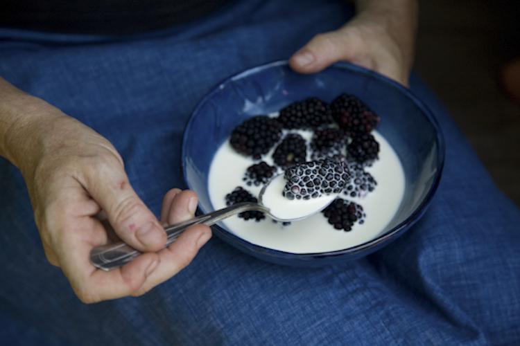 r.wood + blackberries