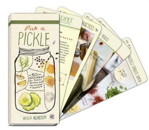 book: pick a pickle