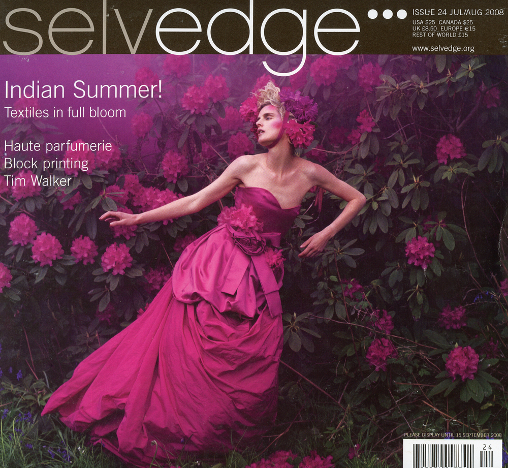 we love thinking on story ideas for  selvedge magazine . this piece was a small piece on  mariska karasz , in conjunction with a show at the  georgia museum of art . we love promoting all the good things happening in athens!