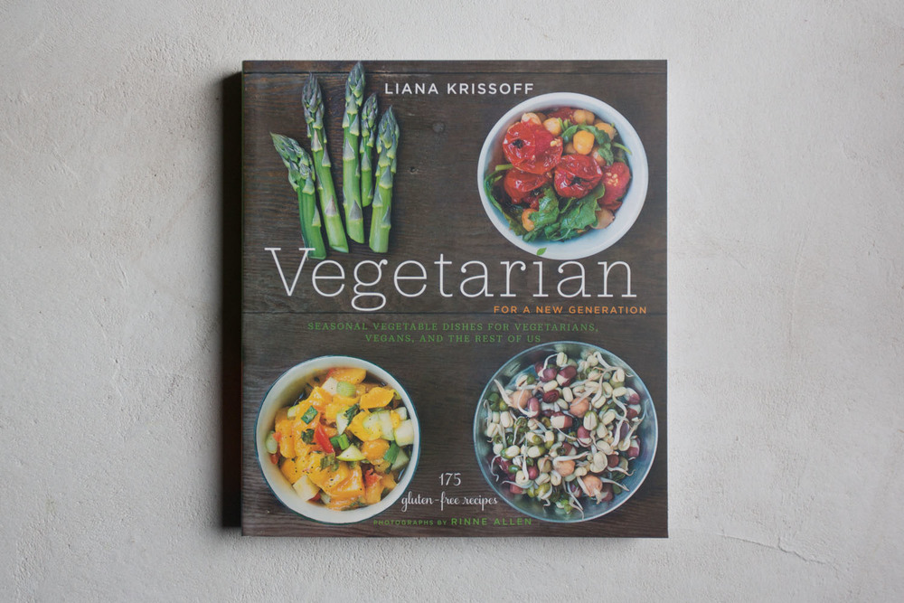 book: vegetarian for a new Generation