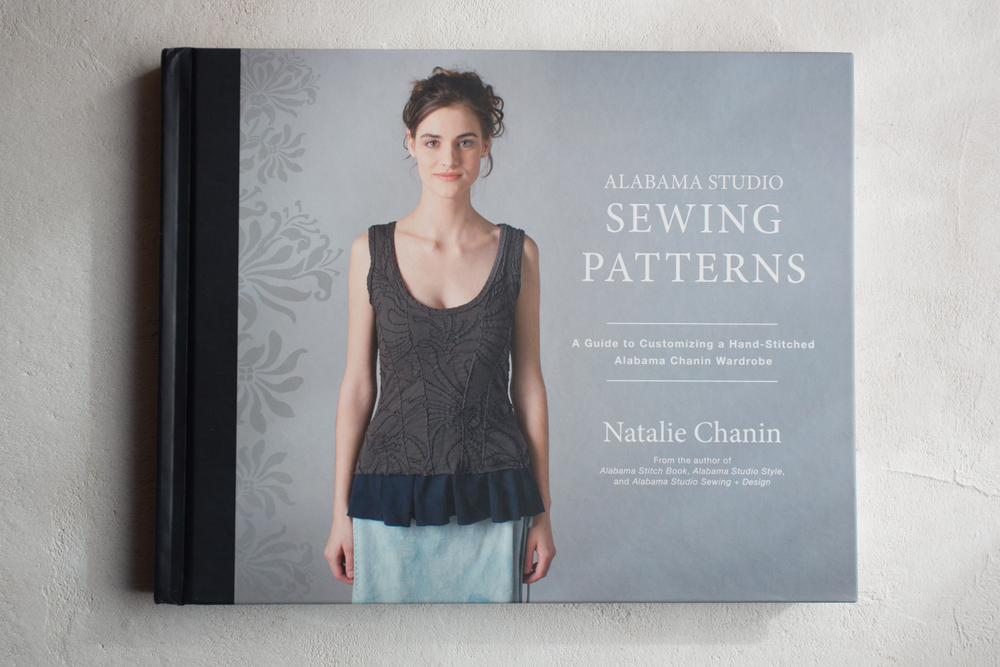 this fifth book by Natalie Chanin and Alabama Chanin was released in 2015. i photographed alot of the images in this book, and a few other photographers contributed to it as well. this was the first time i had photographed a large group all together; natalie had pulled together some of her favorite 'real women' for the final shot of the book...