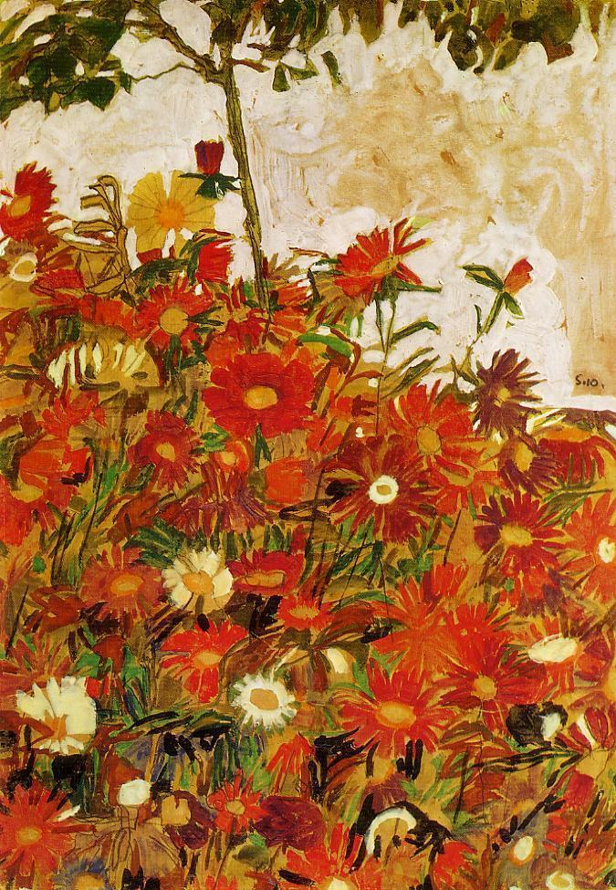 Field of Flowers, 1910