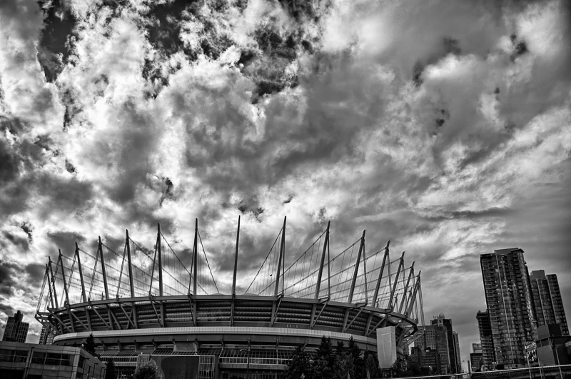 Stadiums and Skies