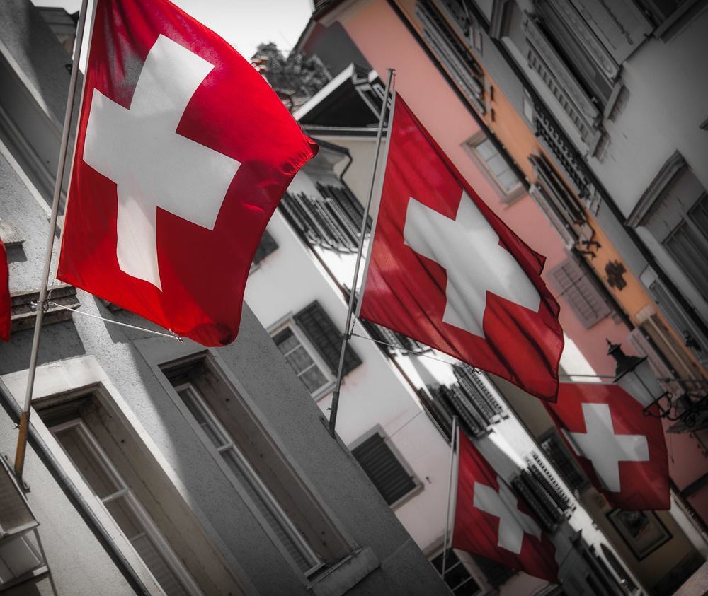 Swiss Flag Nation