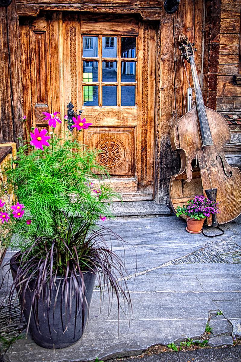 Wooden Music