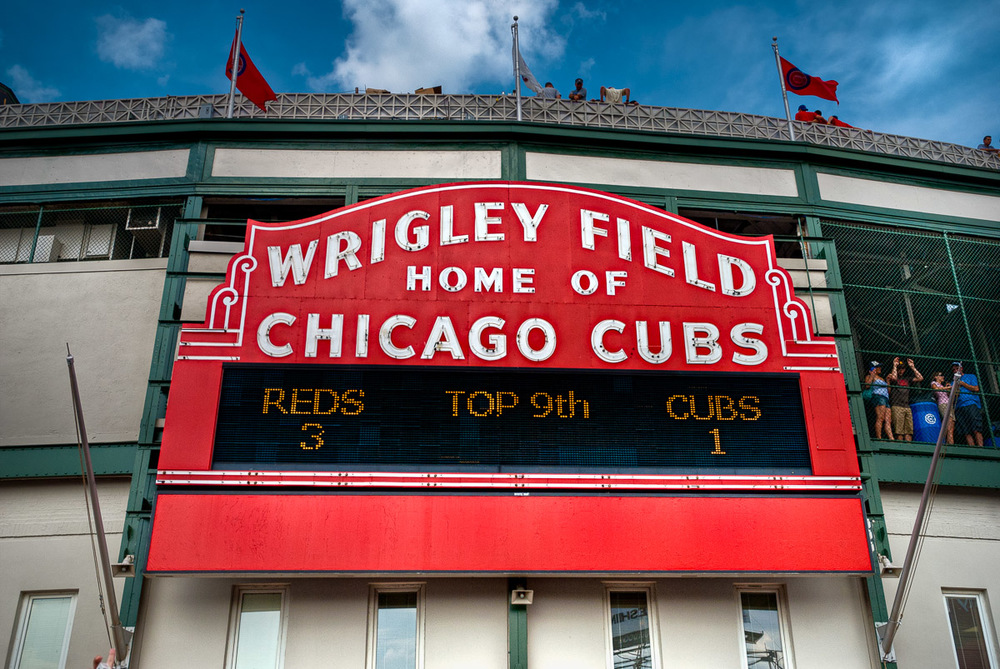 Cubs Down