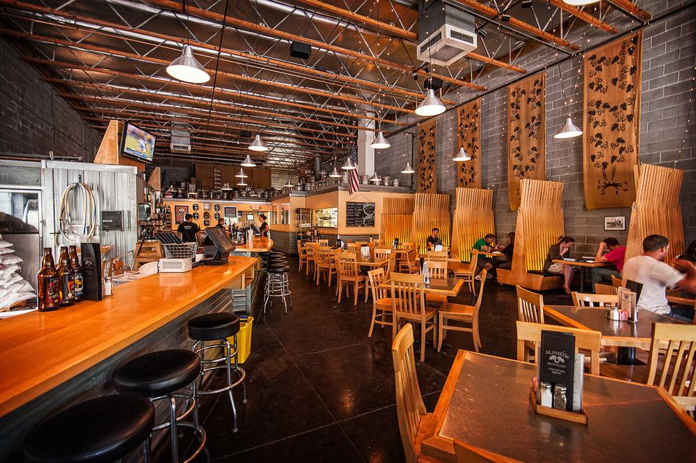 Alameda Brewery in NE Portland