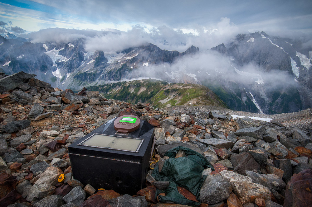 THE best backcountry toilet in the world!