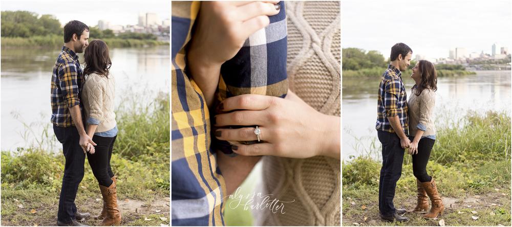 kansas city wedding photographer engagement photo guide