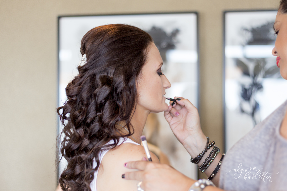 kansas city wedding photography getting ready details