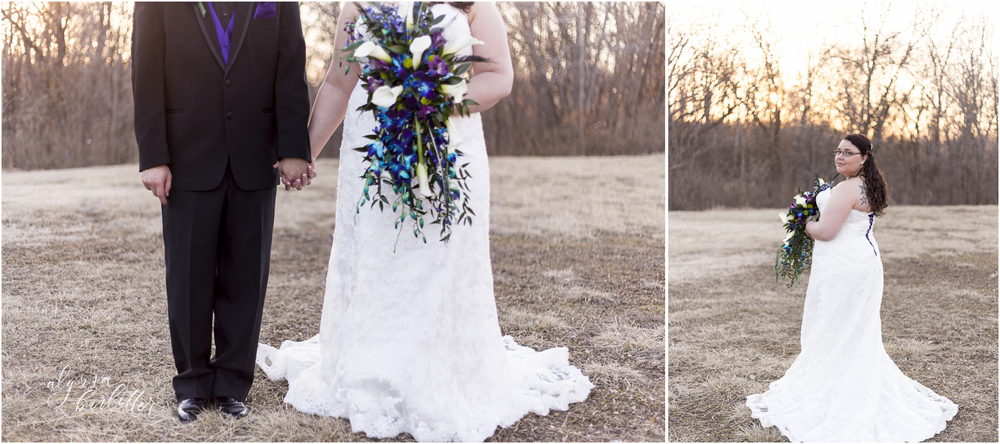 kansas city wedding photographer bridal bouquet details