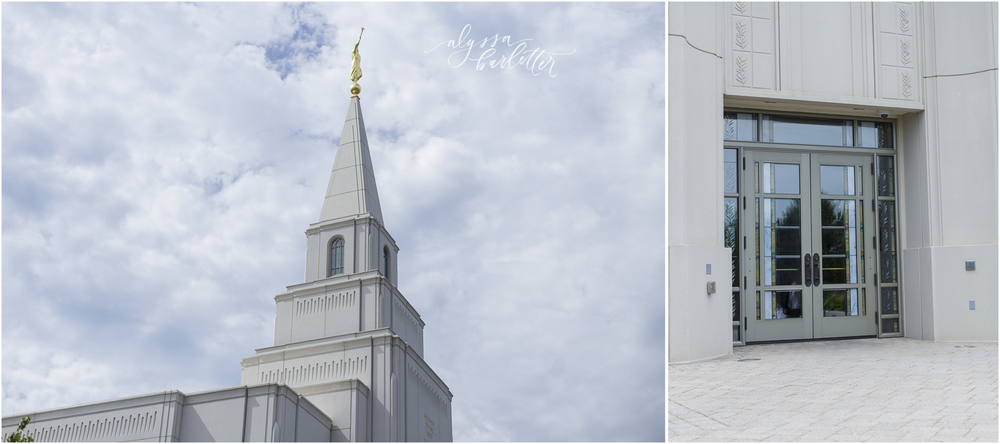 kansas city lds temple wedding